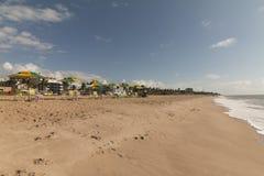 Praia de Cabo Branco, PB de Joao Pessoa, Brasil Fotografia de Stock Royalty Free