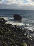 Praia de calhau στοκ φωτογραφίες με δικαίωμα ελεύθερης χρήσης
