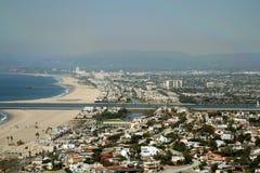 Praia de Califórnia fotografia de stock