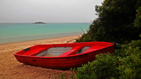 Praia de Calogria Fotografia de Stock Royalty Free