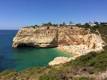 Praia de Carvalho Foto de Stock