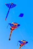 PRAIA de CHA AM - 9 de março: 15o festival internacional do papagaio de Tailândia Imagem de Stock