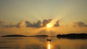 Praia de Chaweng, Ko Samui, Tail?ndia, ?sia video estoque