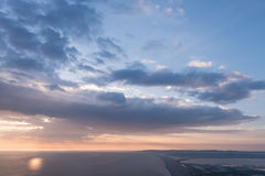 Praia de Chesil foto de stock royalty free