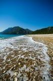 Praia de Cirali Imagens de Stock