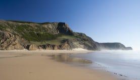 Praia de Cordama, o Algarve, Portugal Foto de Stock Royalty Free
