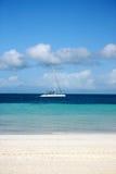 Praia de Cuba Fotos de Stock Royalty Free