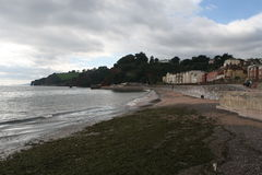 Praia de Dawlish Imagem de Stock Royalty Free