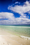 Praia de Destin Florida Fotografia de Stock Royalty Free
