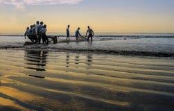 Praia 3 de Digha Fotos de Stock