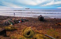 Praia 6 de Digha Imagem de Stock Royalty Free