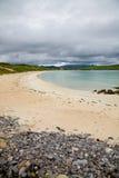 Praia de Durness, Scotland Fotos de Stock