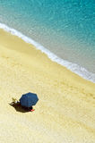 Praia de Egremni, Lefkada, Greece fotos de stock royalty free