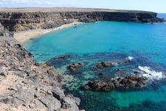 Praia de Esquinzo Imagem de Stock Royalty Free