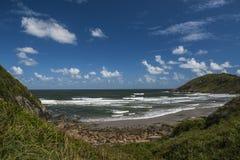 Praia de för a royaltyfria foton