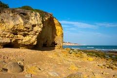 Praia de Falesia, Portugal. Royalty Free Stock Photo