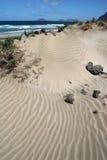 Praia de Famara, Lanzarote imagem de stock royalty free
