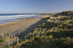 Praia de Fanore Foto de Stock