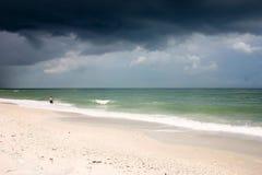 Praia de Florida Fotografia de Stock