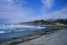 Praia de Fogarty Fotografia de Stock
