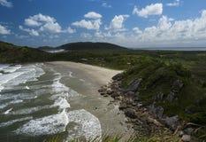 Praia de Fora Photos stock