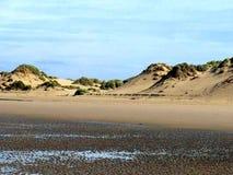 Praia de Formby fotografia de stock