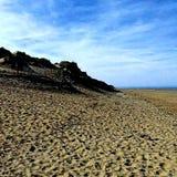 Praia de Formby fotos de stock royalty free
