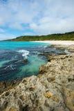 Praia de Formosa imagens de stock