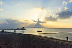 Praia de Fusaki, Ishigakijima Fotografia de Stock Royalty Free