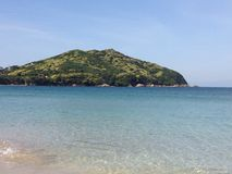 Praia de Goza Imagem de Stock Royalty Free
