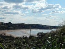 Praia de Gullane Imagens de Stock
