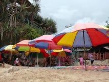 Praia de Indrayanti Foto de Stock