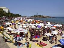Praia de Ipanema fotos de stock