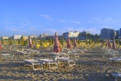 Praia de Itália Imagem de Stock Royalty Free