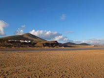 Praia de Jandia Fotografia de Stock Royalty Free
