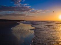 Praia de Jericoacoara Imagens de Stock Royalty Free