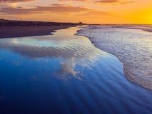 Praia de Jericoacoara Imagem de Stock