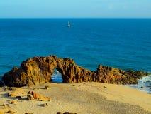 Praia de Jericoacoara Foto de Stock Royalty Free