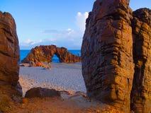 Praia de Jericoacoara Fotografia de Stock Royalty Free