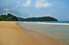 Praia de Juara Imagem de Stock