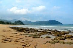 Praia de Juara Fotografia de Stock