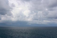Praia de Kamala, phuket, Tailândia Imagem de Stock Royalty Free