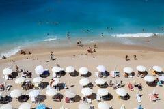 Praia de Kaputas Imagens de Stock Royalty Free