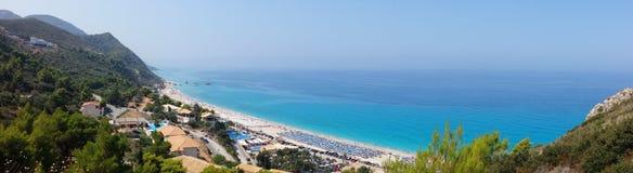 Praia de Kathisma Imagens de Stock Royalty Free