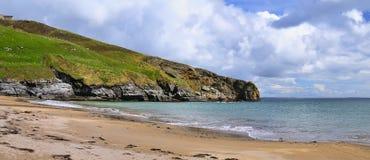 Praia de Kilcar Fotos de Stock