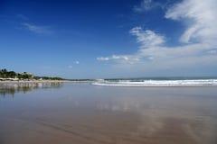 Praia de Kuta Fotos de Stock Royalty Free