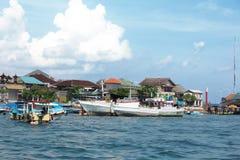 Praia de Kuta, Bali Fotos de Stock Royalty Free