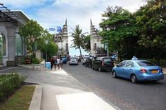 Praia de Kuta, Bali Fotografia de Stock Royalty Free