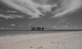 Praia de Kwinana Foto de Stock Royalty Free