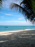 Praia de Lamai, Koh Samui imagens de stock